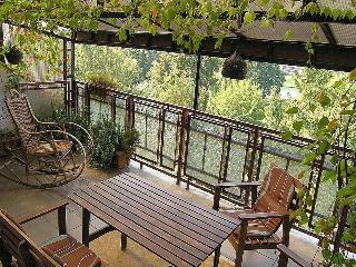 2bdr Kazimierz Apart-great terrace with river view, Cracovia