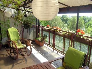 2bdr Kazimierz Apart-great terrace with river view