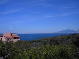 Villa Rosmary, Where the Sea and Sky Embrace, Massa Lubrense