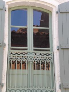 Salon Window