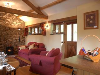 Lounge - openplan to the kitchen