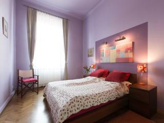 2bdr Old Town Apartment, Cracóvia