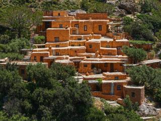 Aspros Potamos Häuser (Studio), Makry-Gialos