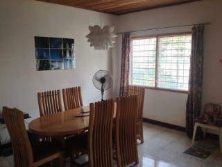 Charming family home with large tropical garden. D, Acra