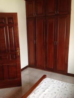 Bedroom III, solid wood wardrobes and doors