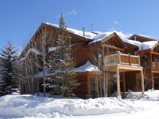 Slopeside 100: 3-Bed townhome Winter Park base