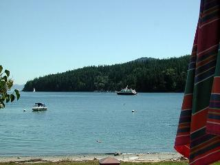 A Sailor's Rest on Orcas Island, Olga