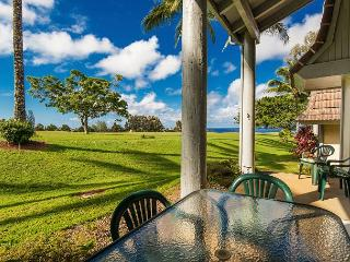 Puamana 12A, Mountain & Ocean Views!  Comforatable, Clean and Cute!, Princeville