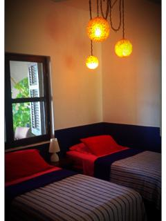 Sun room.