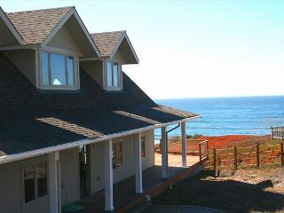 'Tide PooL' BRAND New Beach House on BLUFF! 3 MIN WALK TO BEACH! Has it ALL!, Dillon Beach