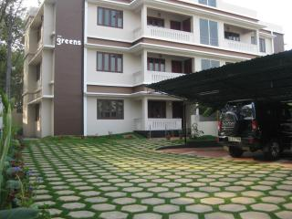The Greens Residences, Cochin