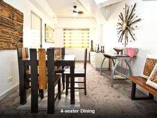 Eastwood City Secured APT w/ Panoramic City View, Quezon City