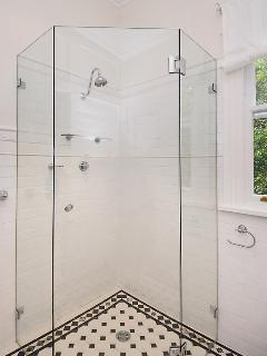 The second shower
