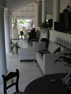 Indoor Terrace/ Veranda