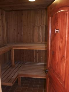 Full size Sauna