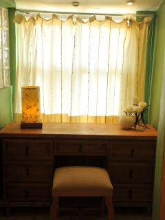 Nice & private desk