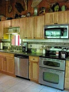 Gourmet Kitchen with double oven