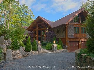 Big Bear Lodge*Breathtaking Eagles Nest Luxury, Banner Elk