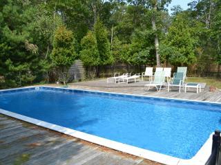 5 bedrooms East Hamptons house w/ pool, WiFi, BBQ