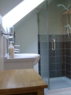 Main Shower room