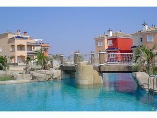 Agueda garden apartment near Murcia, Bailen
