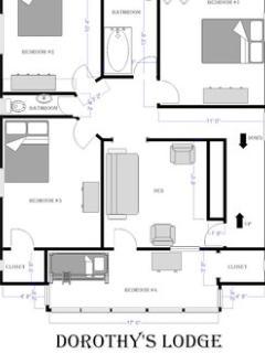 Main Lodge- Second Floor