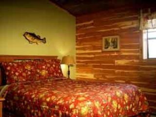 Bedrooms #1 & #2 - one queen bed