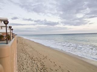 Beachfront Rental in Corcega Beach, Rincon, PR