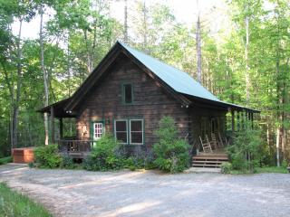 High Frontier Log Cabin, Robbinsville