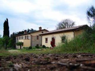 Casale, house  in an organic farmstay in Umbria