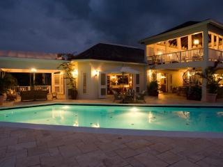 6-bedroom luxury villa on 6 private acres at the prestigious Tryall Club, Montego Bay