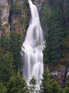 Skookum Falls one of our favorite hikes