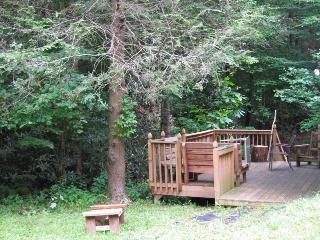 Jacob's Cabin in the Smokies of North Carolina