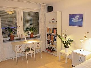 The White Room in a large Apartment, Södermalm, Estocolmo