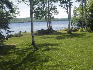 Lake taken from deck