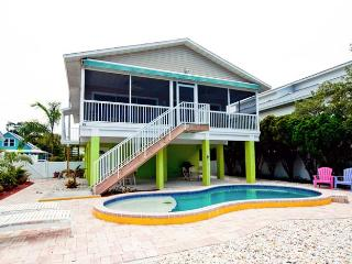 Yard with Heated Pool