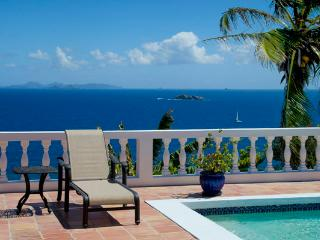SEASCAPES... 4 BR villa in Dawn Beach Estates, St Maarten