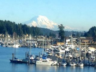 Center of it all- Best location/view in Gig Harbor