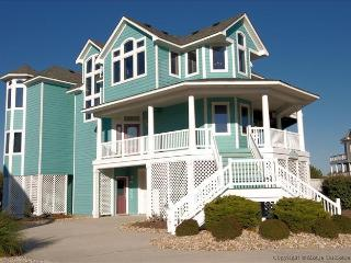 Large Upscale Oceanside house in gated community., Corolla