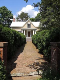Historic Main House, built 1810-1842