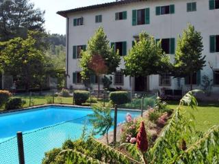 Gracious and Aristocratic Renaissance Villa near Florence, Tuscany, Barberino Di Mugello