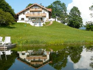 Near Salzburg, Austria, luxury chalet, Sleeps 14, Traunstein