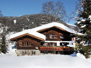 Chalet Marmot, luxury Chalet in Klosters, Switzerland, sleeps 11