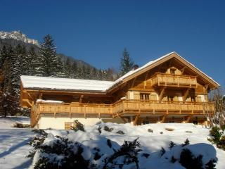 """Le Chalet"",  a Luxury Chalet in Chamonix-Mont Blanc, France"