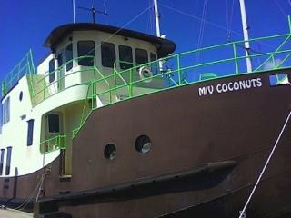 Houseboat MV Coconuts: Once in a Lifetime Vacation, Key West