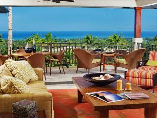 Four Seasons Luxury 3BD Hainoa Villa, Upper Level, Kailua-Kona