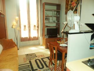 Mezzanine Vacation Rental in Vieux Nice, 100 meters from the Seaside