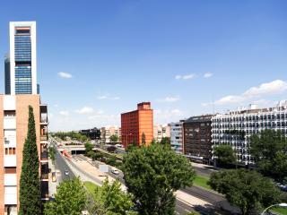 Luxury Tech Madrid Castellana Executive Penthouse