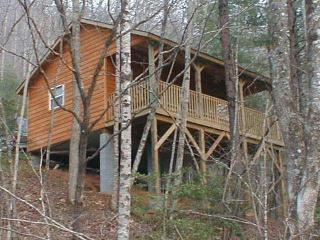 Cabin #1 - 'Gone Fishing', Bryson City