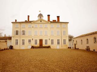 Laye Castle in Beaujolais, Bourgogne
